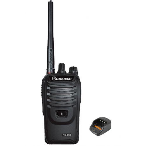 Wouxun KG-968 UHF IP66 10Watt met Bluetooth