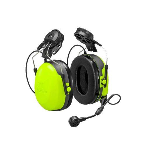 3M Peltor CH-3 helmbevestiging headset met PTT MT74H52P3E-111