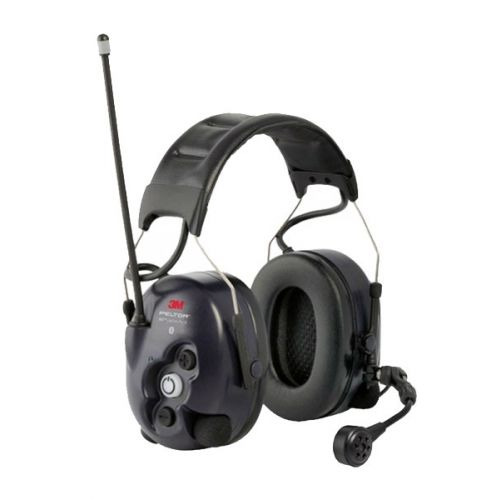 3M Peltor WS LiteCom Pro III Digitale hoofdband headset met geïntegreerde portofoon