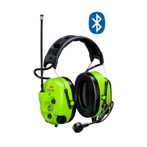 3M Peltor WS LiteCom Pro III GB PMR446 hoofdband headset met geïntegreerde portofoon
