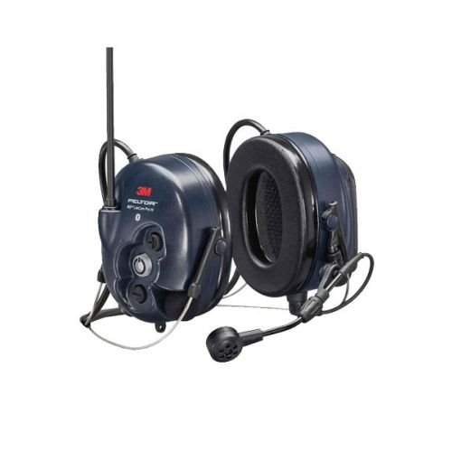 3M Peltor WS LiteCom Pro III Digitale nekband headset met geïntegreerde portofoon