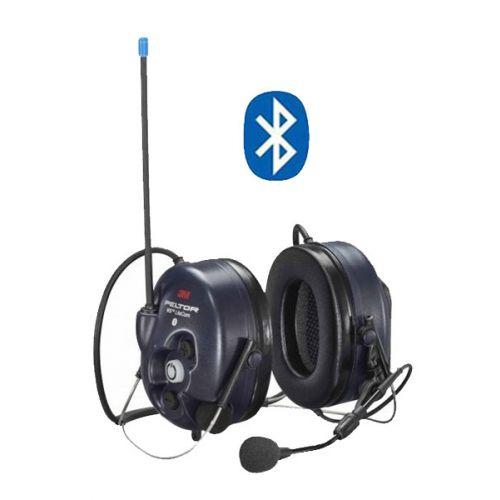 3M Peltor WS LiteCom Plus LPD433 nekband headset met geïntegreerde portofoon