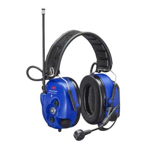 3M Peltor WS LiteCom Pro III ATEX Digitale hoofdband headset met geïntegreerde portofoon