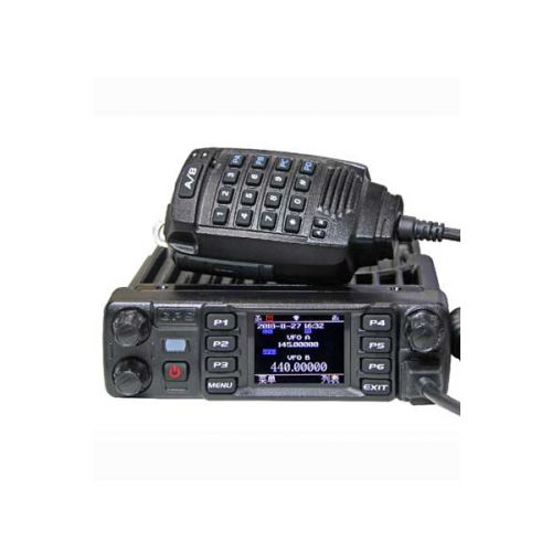 Anytone AT-D578UVII PLUS Dualband DMR, Airband, BT, GPS, FULL APRS, Roaming, 50Watt