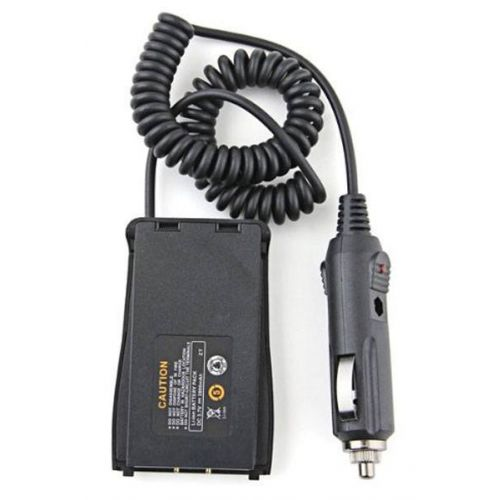 Baofeng BF-888 Deluxe Auto voeding 12/24 Volt