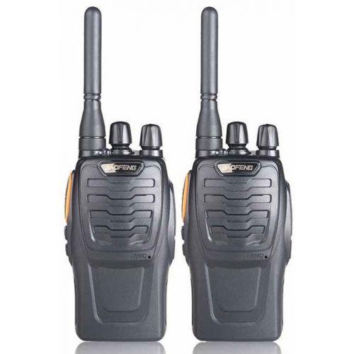 Baofeng BF-888 Deluxe UHF 5Watt set