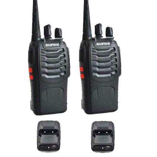 Set van 2 Baofeng BF-888s UHF 5Watt Portofoons