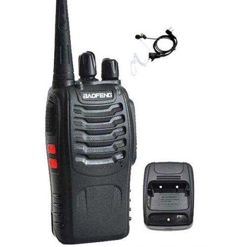 Baofeng BF-888s UHF 5Watt Portofoon met beveiliging headset