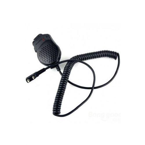 Baofeng Dual PTT Speaker Microfoon K-Type aansluiting