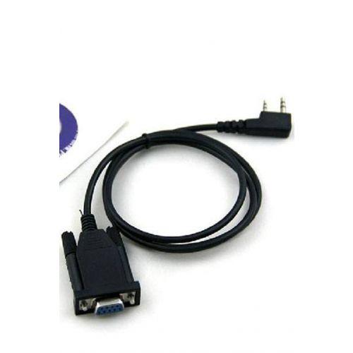 Programmeer kabel Serieel Baofeng etc 2-Pins K-Type