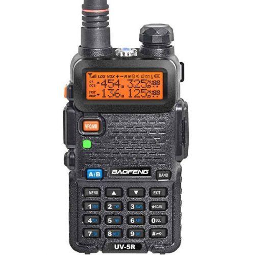 Baofeng UV-5R Dualband 5Watt