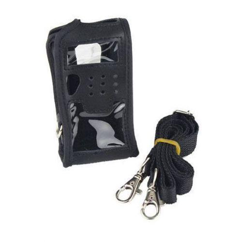 Baofeng UV-5R serie Lederen draagtas met riem