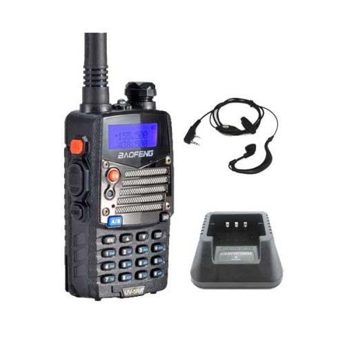 Baofeng UV-5RA Plus Dualband 5Watt Portofoon