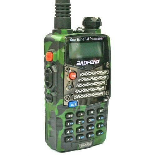 Baofeng UV-5RA Plus Camouflage Dualband 5Watt