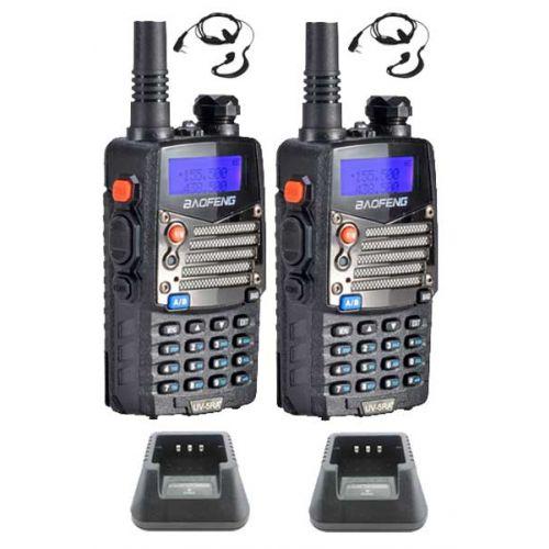 Set van 2 Baofeng UV-5RA Plus Dualband 5Watt OP=OP