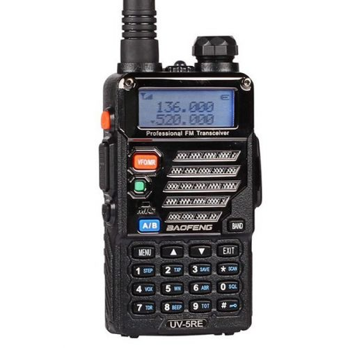 Baofeng UV-5RE Plus Dualband 5Watt