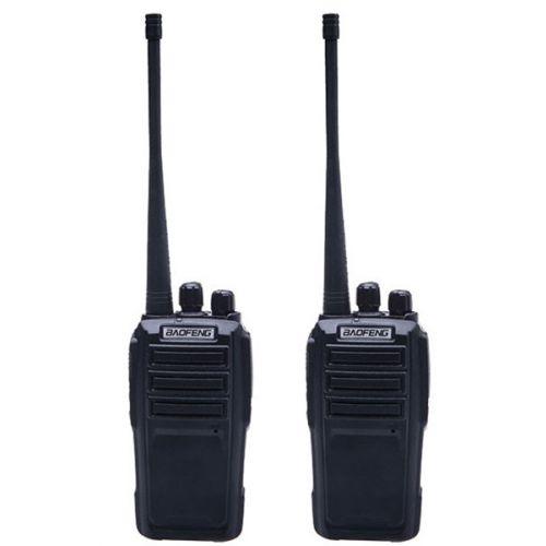 Baofeng UV-6 Dualband VHF en UHF 8Watt set