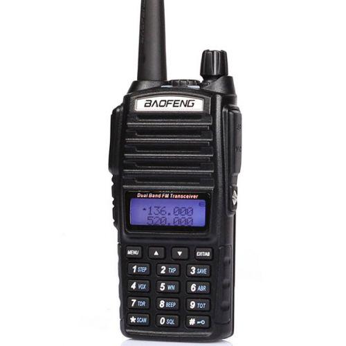 Baofeng UV-82 Hand Marifoon VHF 5Watt