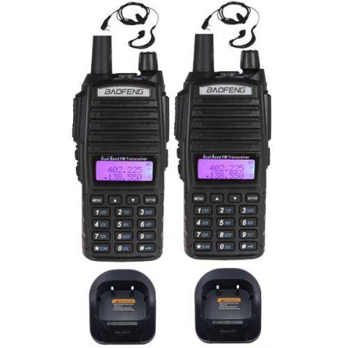 Baofeng UV-82HP Dualband 8Watt set