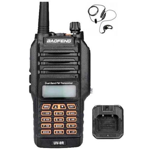 Baofeng UV-9R Dualband VHF en UHF Portofoon IP67 Waterdicht 5Watt