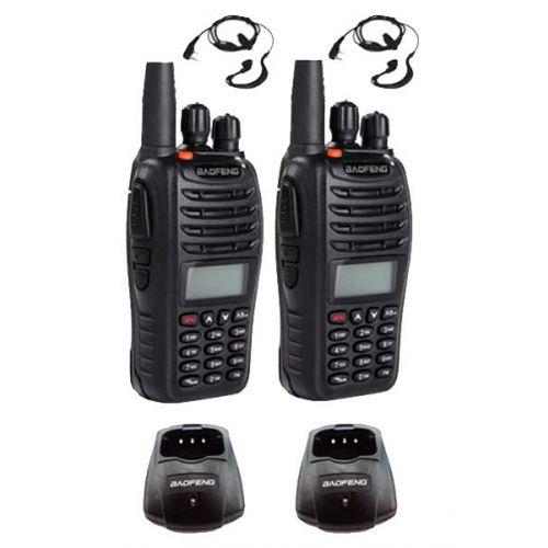 Set van 2 Baofeng UV-B5 5Watt Dualband Portofoons