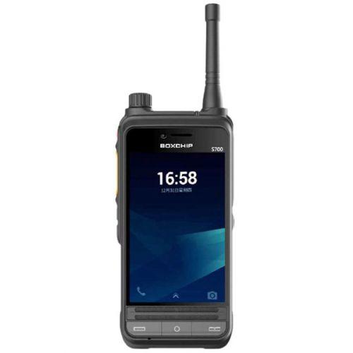 Boxchip S900B+ Plus 4G LTE Zello POC, IP67 Waterdicht, GPS, Smartphone, GSM