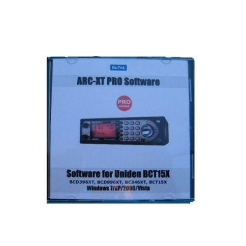 Butel ARC-XT Pro Programmeer software