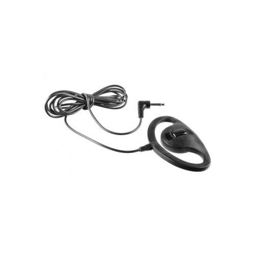 KEP 300 K D-Shape oortje alleen luisteren 2,5mm
