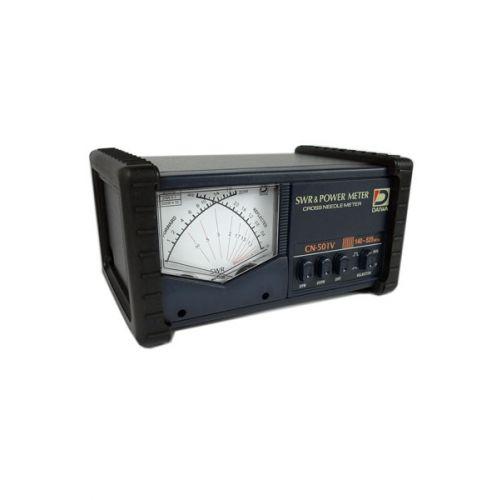 Daiwa CN-501 H2 SWR / Power meter 1.8 - 150 Mhz