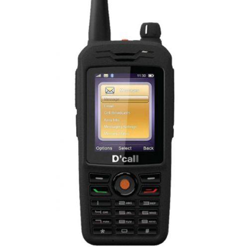 Dcall VT26F Smart Portofoon GPS, Wifi en Telefoon