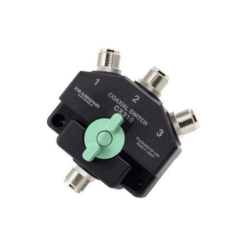 Diamond CX-310N Coax Schakelaar N connector