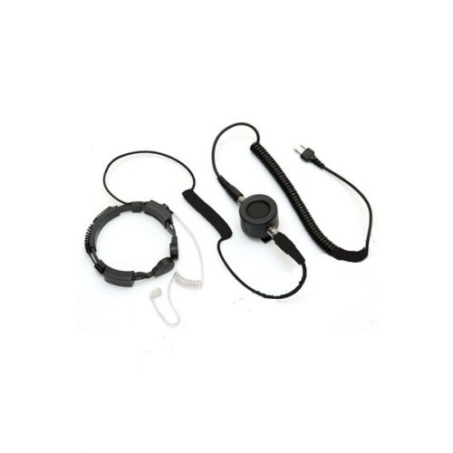 Diamond EM1000K Heavy Duty Keel Microfoon Headset K-Plug met grote PTT button