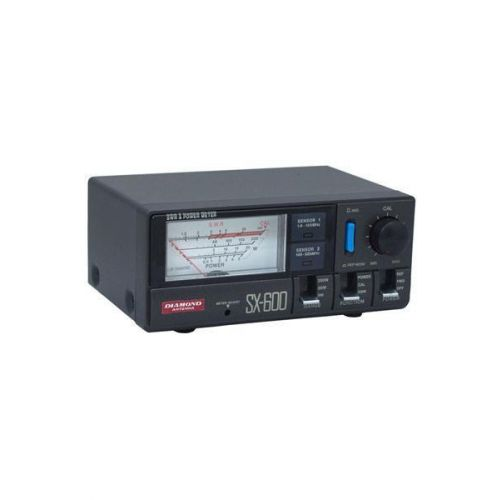Diamond SX-600N SWR / Power meter 1.8 - 525 Mhz