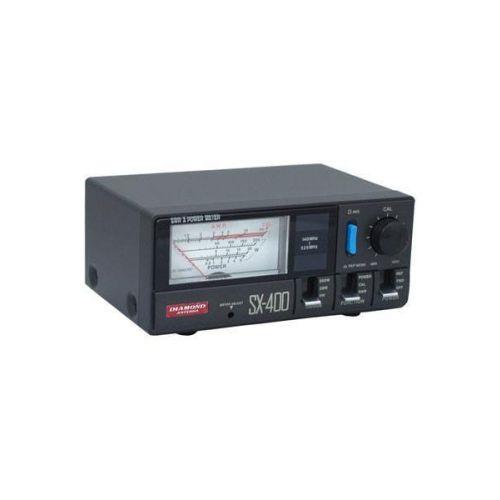 Diamond SX-400 PL Swr / Power meter 140 - 525 Mhz
