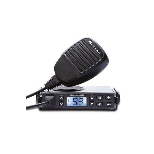 Midland GB1 vergunning vrije PMR446 tranceiver met antenne