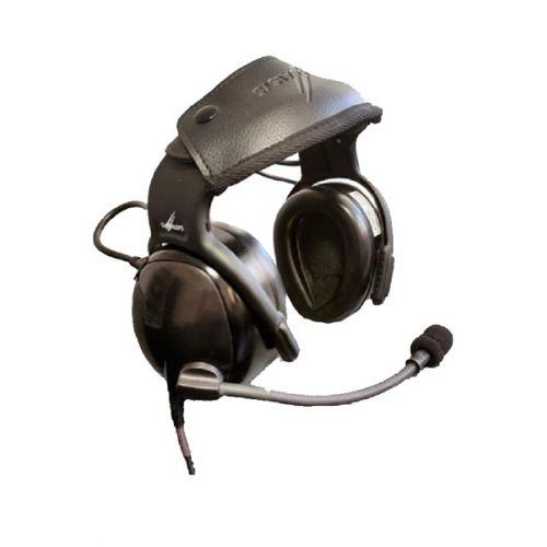 GlobalSys GS-HEA37IB headset voor Icom  IC-A25NE en IC-A25CE