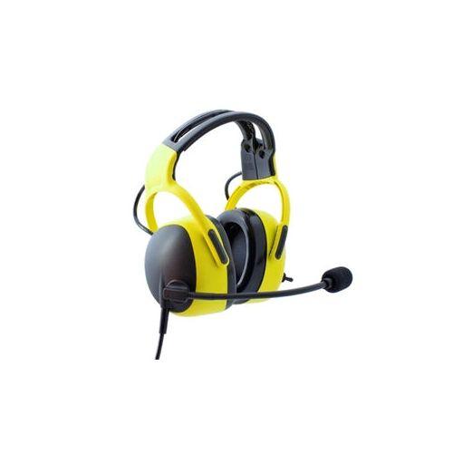 GlobalSys GS-HEA37IY headset voor Icom IC-A25NE en IC-A25CE