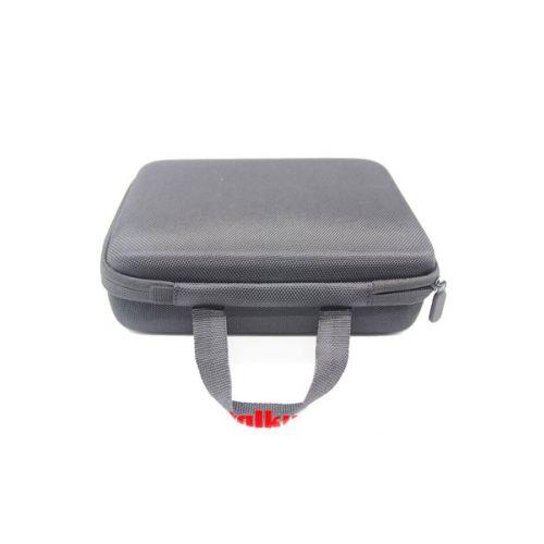 Handtas voor Baofeng UV-82 / UV-8D / UV-6 etc portofoon met accessoires.