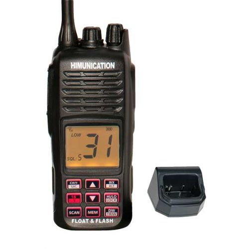 Himunication HM160 Hand Marifoon IP67 ATIS en Kanaal 31