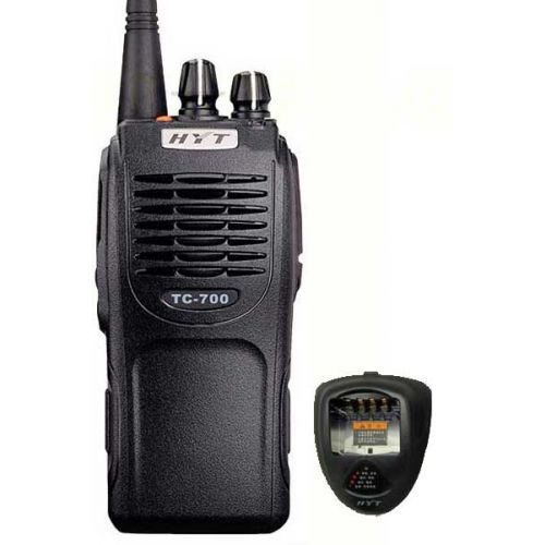 HYT TC-700P Portofoon UHF IP54 5Watt