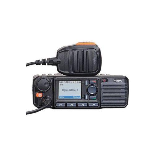 Hytera MD785 DMR GPS UHF Mobilofoon 25Watt