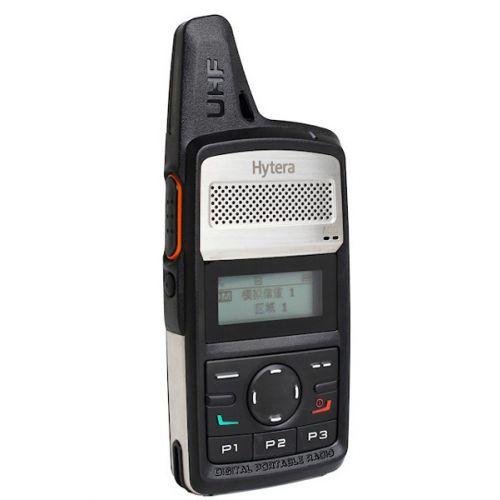 Hytera PD365LF Digitale DMR PMR446 portofoon compact OP=OP