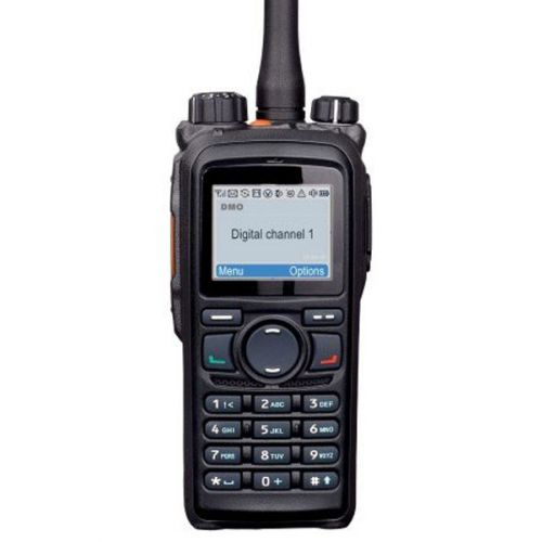 Hytera PD985 DMR UHF IP68 5Watt GPS & Bluetooth
