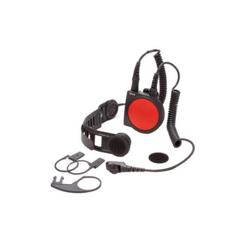 Hytera EBN09 Bone conduction headset H4 voor oa PD7 en PD9 serie