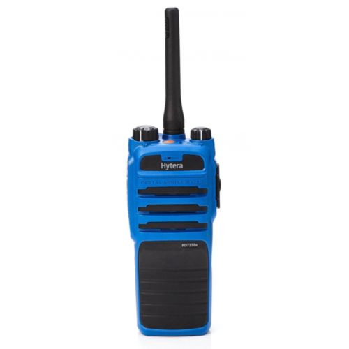 Hytera PD715ex ATEX UHF DMR IP67 1watt met GPS en Man down