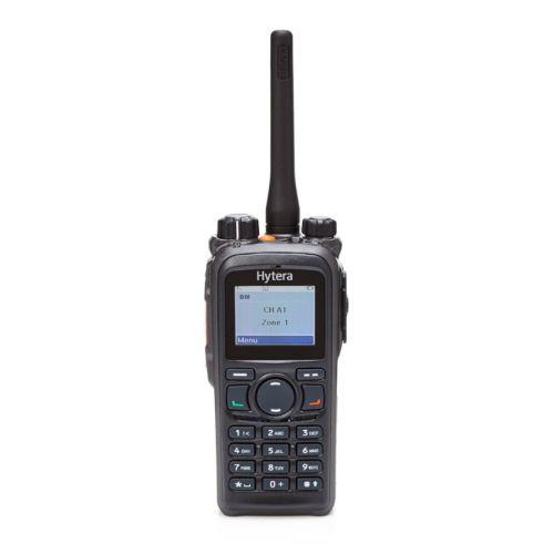Hytera PD785G VHF DMR IP67 5Watt met GPS en Man down
