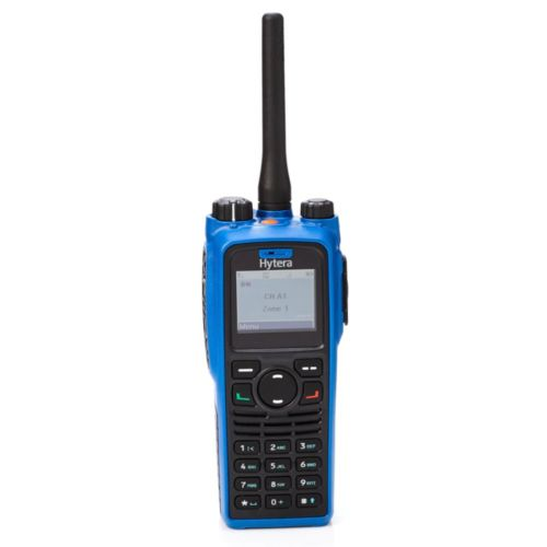 Hytera PD795ex ATEX VHF DMR IP67 1watt met GPS en Man down