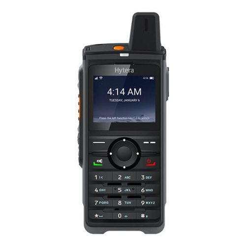 Hytera PNC380 Pro 4G LTE POC Portofoon IP67 GPS, Wifi, Bluetooth, Video recording