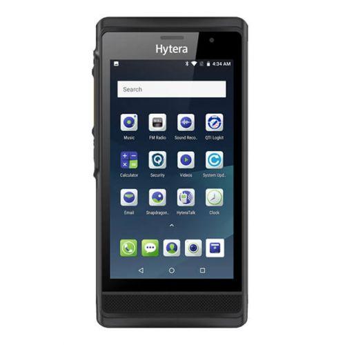 Hytera PNC550 4G LTE POC Portofoon IP68 GPS, Wifi, Bluetooth