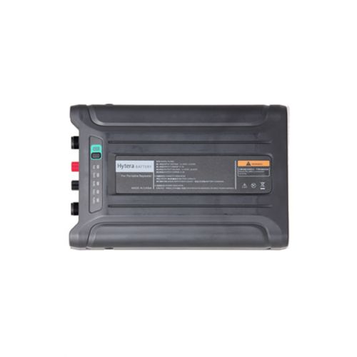 Hytera PV3001 Lithium-ion accu ATEX certified 10Ah voor RD965 repeater